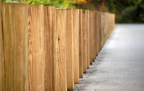 woodpost