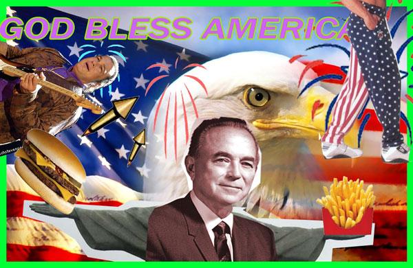 USA USA!