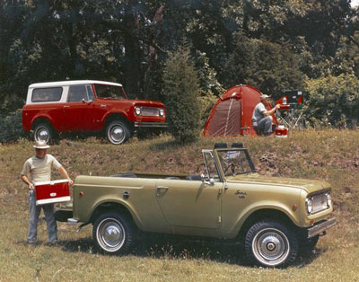 50s camping