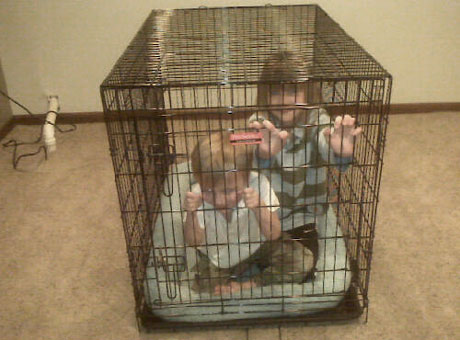 cage kids