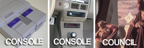 Console vs Council