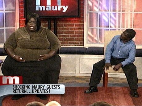Maury Cheating